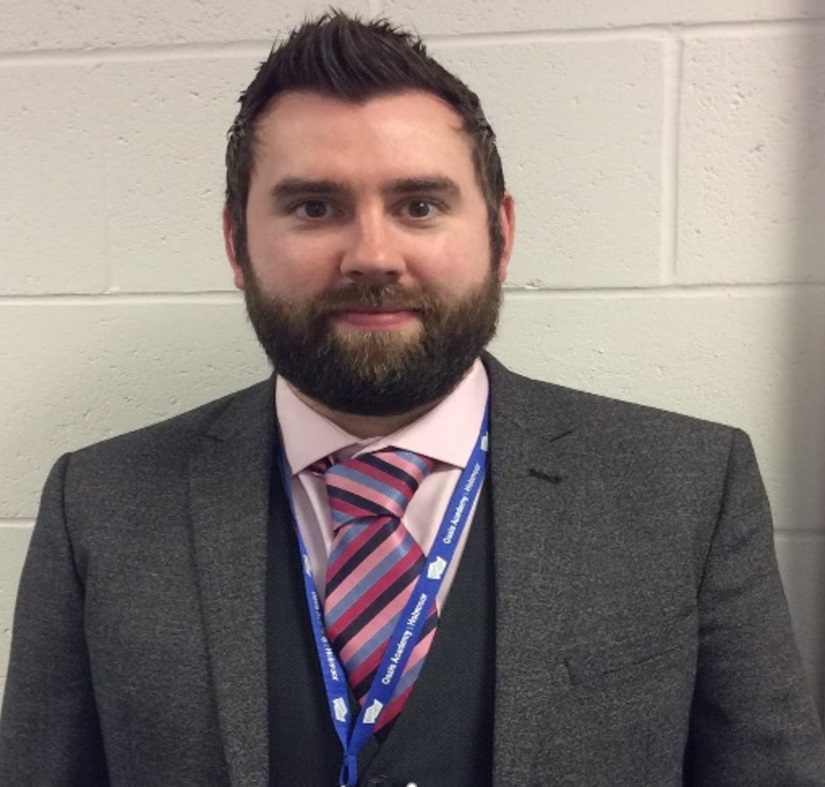 Mr King appointed Principal of Oasis Academy Hobmoor