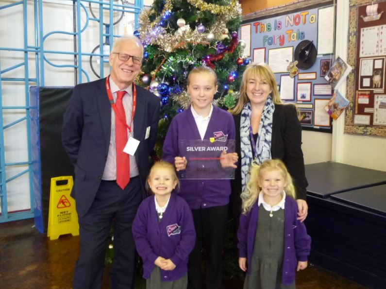 Scunthorpe pupils are award-winning readers
