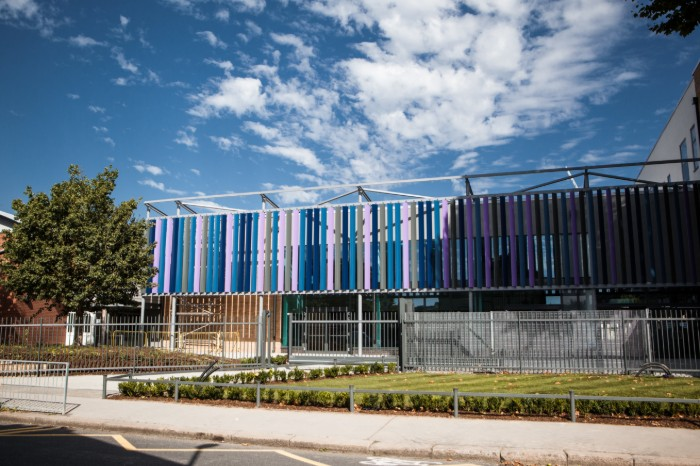 Next milestone reached for Oasis Academy Temple Quarter